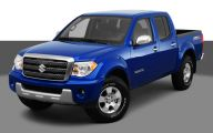 2012 Suzuki Equator 35 Wide Car Wallpaper