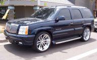 Cadillac Escalade 9 High Resolution Wallpaper