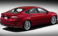 Ford Fusion 38 Background