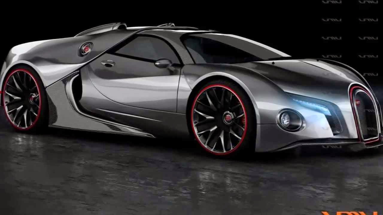 Bugatti Cheron 8 Car Desktop Background Hd Wallpaper Car