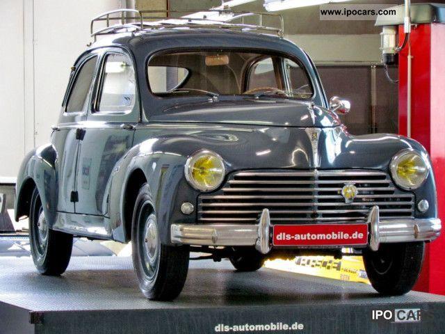 Old Peugeot Cars 12 Wide Car Wallpaper - HD Wallpaper Car