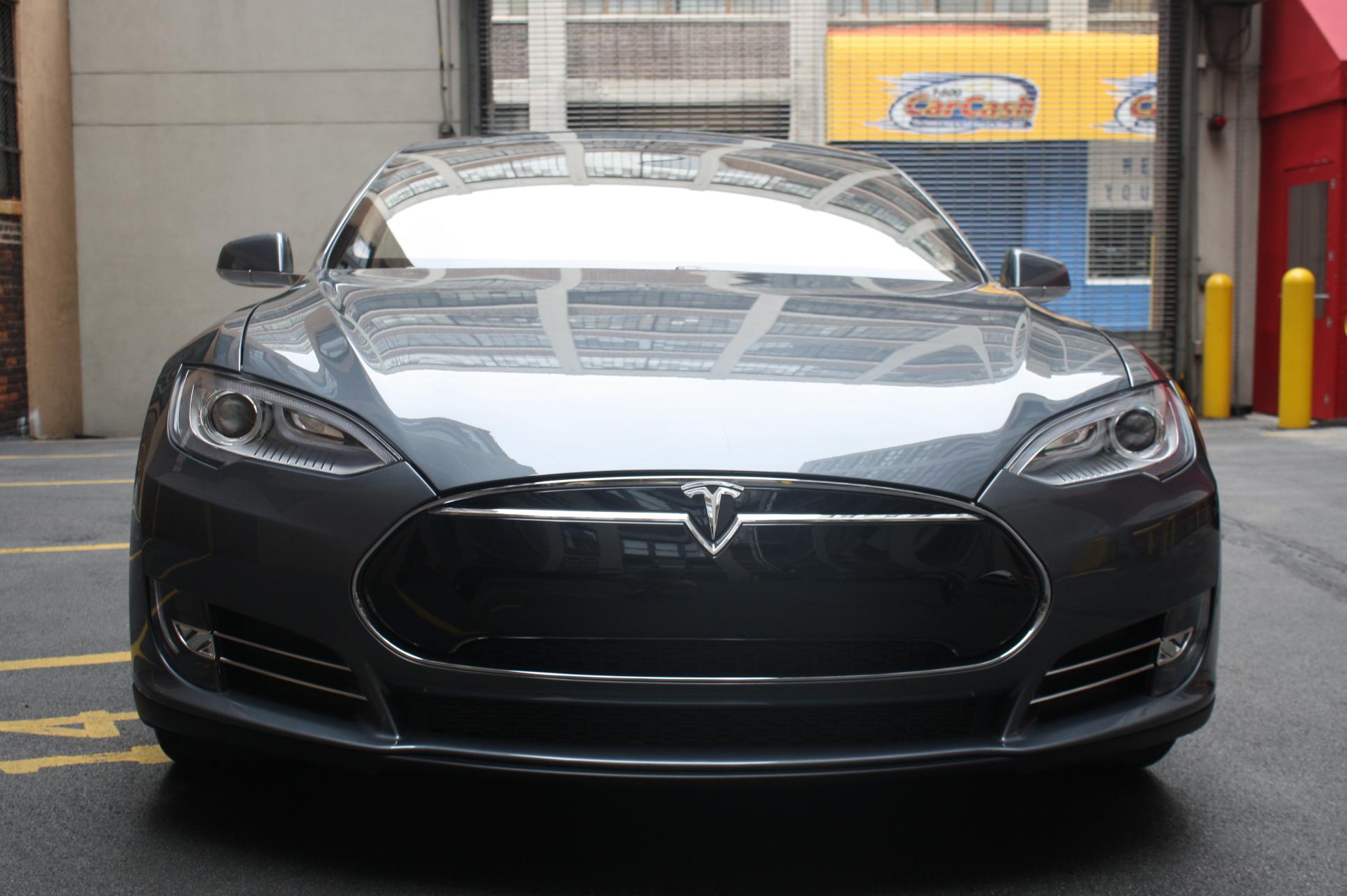 Pre Owned Tesla Model S 11 Hd Wallpaper HD Wallpaper Car